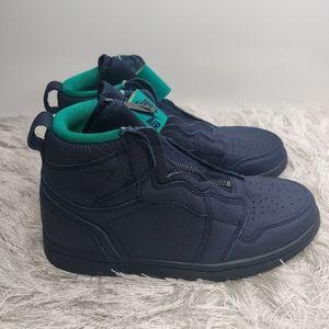 New Air Jordan 1 Retro zip sz 7
